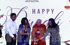 Lễ hội Ánh sáng truyền thống của Ấn Độ tại Thành phố Hồ Chí Minh