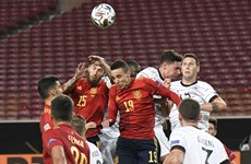 Lịch trực tiếp Nations League: Tây Ban Nha và Đức 'sinh tử'