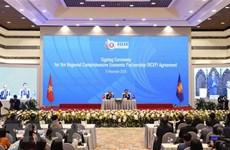 Theo dòng thời sự: Dấu mốc RCEP khẳng định vị thế của ASEAN