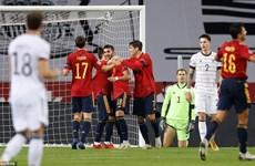 Thắng Đức 6-0, Tây Ban Nha hiên ngang vào bán kết Nations League