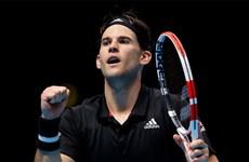 ATP Final: Thiem vào bán kết, Nadal phải 'sinh tử' với Tsitsipas