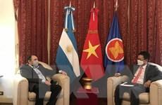 Thúc đẩy hợp tác giữa VOV và Đài phát thanh Quốc gia Argentina