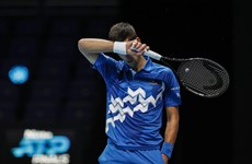 ATP Finals 2020: Djokovic và Nadal đối mặt nguy cơ bị loại