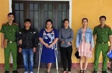 Thừa Thiên-Huế: Khởi tố bốn bị can vụ đánh ghen, tung clip lên MXH