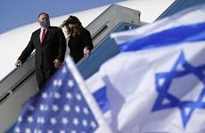 Ngoại trưởng Mỹ Mike Pompeo bắt đầu thăm Cao nguyên Golan