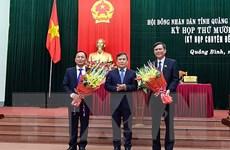 Quảng Bình bầu chức danh Chủ tịch Hội đồng nhân dân và Ủy ban nhân dân