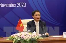 Thúc đẩy và tăng cường hơn nữa mối quan hệ giữa ASEAN và EU