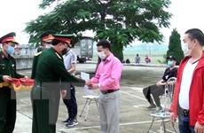 Dịch COVID-19: 114 công dân hoàn thành cách ly tập trung tại Nam Định