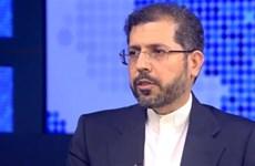Iran kêu gọi các cường quốc châu Âu thực thi cam kết trong JCPOA