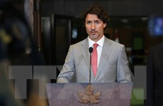 """Thủ tướng Canada Trudeau """"xem xét cẩn thận"""" thỏa thuận RCEP"""