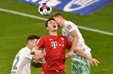 Bundesliga: Bayern lần đầu không thắng Bremen sau 10 năm