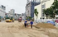 Hà Nội thông tin công khai Dự án đường Huỳnh Thúc Kháng kéo dài
