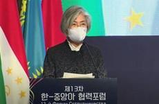 Hàn Quốc kêu gọi hợp tác thúc đẩy hòa bình trên Bán đảo Triều Tiên