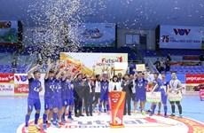 Thái Sơn Nam lên ngôi vô địch Giải Futsal HDBank Cúp Quốc gia 2020