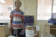 Bắt giữ đối tượng vận chuyển trái phép hơn 10kg ma túy vào Việt Nam