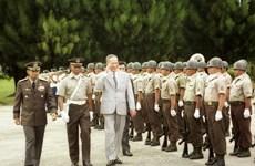 [Mega Story] Đại tướng Lê Đức Anh: Trọn đời cho sự nghiệp cách mạng