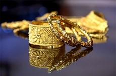 Giá vàng châu Á hướng tới tháng giảm mạnh nhất trong bốn năm