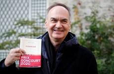Tiểu thuyết của cựu nhà báo giành giải văn học cao quý Prix Goncourt