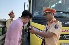Phát hiện hơn 13.000 tài xế vi phạm nồng độ cồn và ma túy