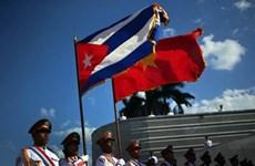 Điện mừng nhân kỷ niệm 60 năm quan hệ ngoại giao Việt Nam-Cuba