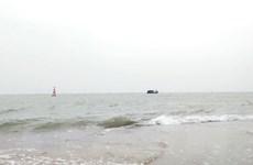 Quảng Bình: Ứng cứu tàu cá của ngư dân găp nạn trên biển