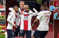 Cận cảnh Neymar tỏa sáng giúp PSG đánh bại M.U tại Old Trafford