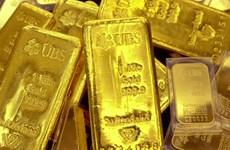 Giá vàng thế giới đi lên trong bối cảnh đồng USD suy yếu
