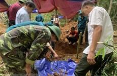 Kon Tum xuất quân thực hiện tìm kiếm, quy tập hài cốt liệt sỹ tại Lào