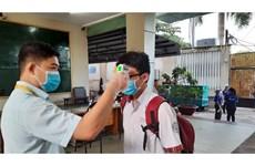 [Video] Thêm nhiều trường ở TP. Hồ Chí Minh cho học sinh nghỉ học