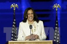 Mỹ: Bà Kamala Harris công bố danh sách các phụ tá Nhà Trắng