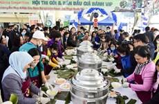 Liên hoan ẩm thực quốc tế mang đến nhiều món ăn, sản vật đặc trưng