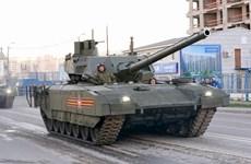 Nga bàn giao xe tăng chiến đấu đa năng Armata cho quân đội từ năm 2021