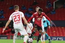 Lịch trực tiếp Champions League: Man United đối mặt khó khăn
