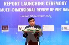 Khuyến nghị hướng đến nền kinh tế hội nhập, minh bạch và bền vững hơn