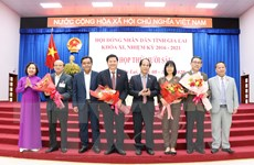 Kiện toàn nhân sự Hội đồng nhân dân và Ủy ban nhân dân tỉnh Gia Lai