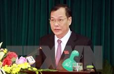 Ông Lê Quốc Chỉnh được bầu là Chủ tịch Hội đồng Nhân dân tỉnh Nam Định