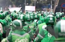 Đà Nẵng: Hàng trăm tài xế Grab diễu hành gây mất an toàn giao thông