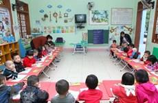 Thành phố Hà Nội: Thông qua định mức hỗ trợ giáo dục mầm non