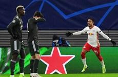 Kết quả Champions League 9/12: Manchester United bị loại