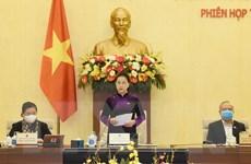 Khai mạc Phiên họp thứ 51 của Ủy ban Thường vụ Quốc hội