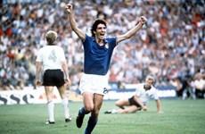 Vua phá lưới World Cup 1982 Paolo Rossi qua đời ở tuổi 64