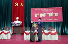 Bắc Kạn có tân Chủ tịch Hội đồng Nhân dân và Chủ tịch UBND tỉnh