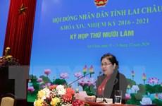 Lai Châu bầu chức danh chủ chốt của Hội đồng Nhân dân tỉnh