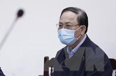 Y án sơ thẩm với Đinh Ngọc Hệ, ông Nguyễn Văn Hiến được giảm án