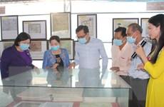 Bạc Liêu trưng bày chứng cứ pháp lý Hoàng Sa và Trường Sa của Việt Nam