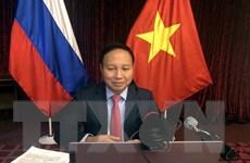Tuần lễ ASEAN thúc đẩy giao lưu thanh niên và chuyên gia Nga-ASEAN