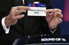 Vòng 1/8 Champions League: Bayern dễ thở, Barcelona đại chiến PSG