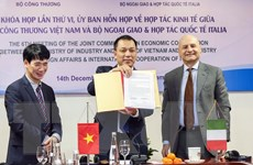 Thứ trưởng Italy: Việt Nam là 'điểm sáng' về tăng trưởng kinh tế