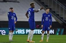 Chelsea thua trận thứ 2 liên tiếp, West Brom gây sốc trước Man City