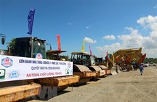 Giải quyết vướng mắc trong triển khai dự án cao tốc Bắc-Nam